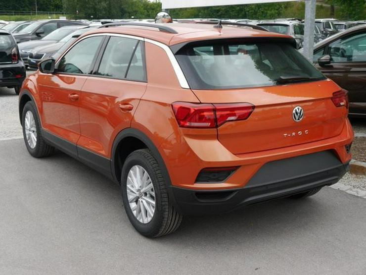 Bild 2: VW T-Roc 1.0 TSI * PDC * WINTERPAKET * SITZHEIZUNG * KLIMAAUTOMATIK * LM-FELGEN 16 ZOLL