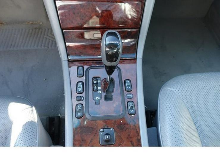Bild 14: MERCEDES-BENZ E 320 T-Modell Elegance Automatik Leder Alu WR § 9/20