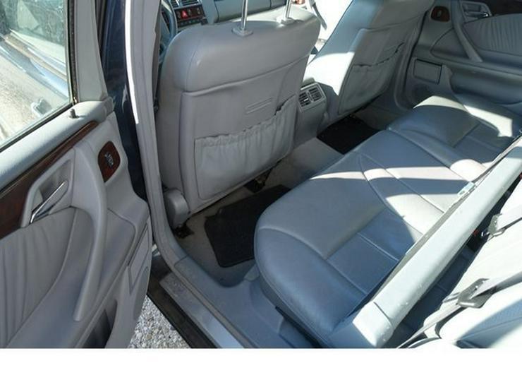 Bild 21: MERCEDES-BENZ E 320 T-Modell Elegance Automatik Leder Alu WR § 9/20