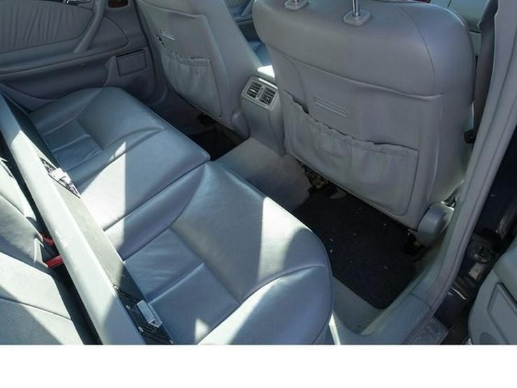 Bild 10: MERCEDES-BENZ E 320 T-Modell Elegance Automatik Leder Alu WR § 9/20