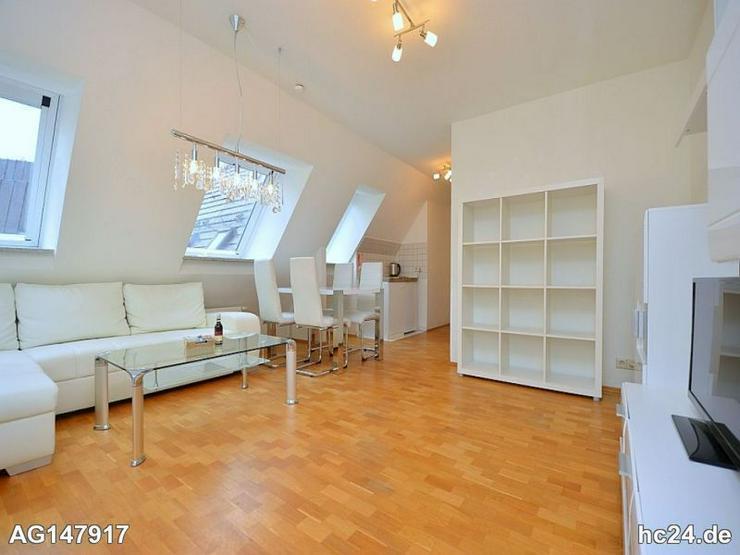 Modern Möblierte Wohnung in zentraler Lage in Stuttgart Bad Cannstatt