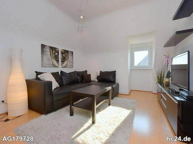 Modern möblierte Wohnung in Kornwestheim - Wohnen auf Zeit - Bild 1