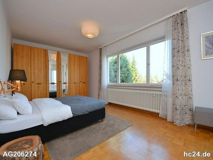 Bild 2: Wunderschön möblierte Wohnung mit zwei Balkonen und Blick auf die Schwäbische Alb in