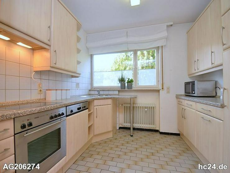 Bild 3: Wunderschön möblierte Wohnung mit zwei Balkonen und Blick auf die Schwäbische Alb in