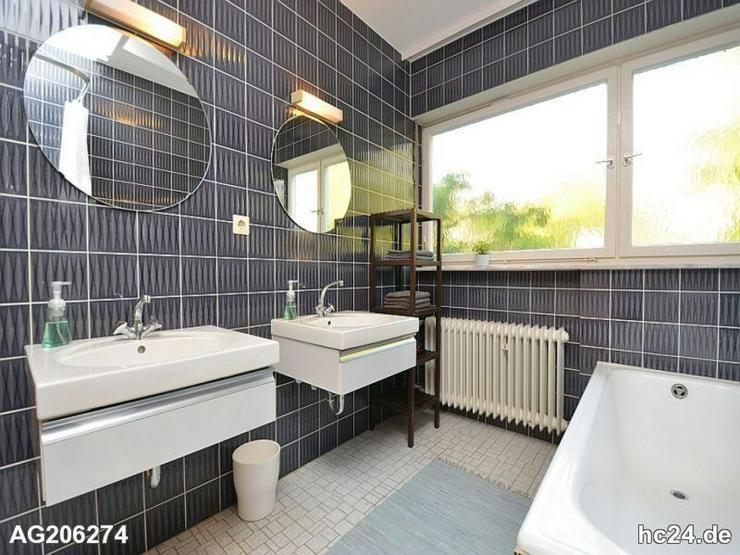 Bild 4: Wunderschön möblierte Wohnung mit zwei Balkonen und Blick auf die Schwäbische Alb in
