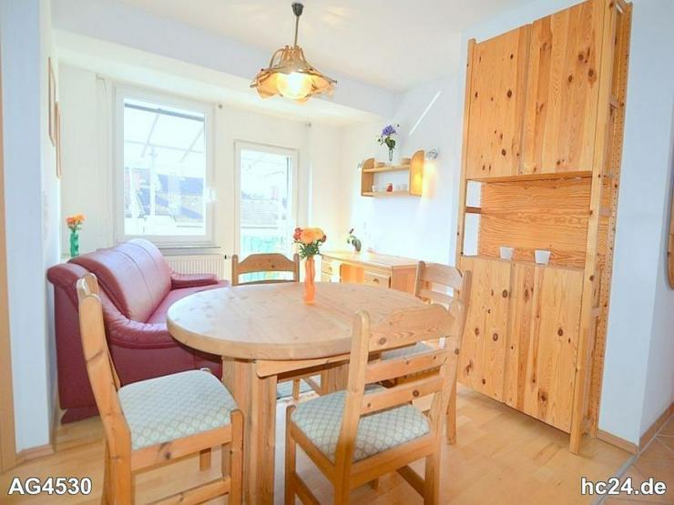 Bild 12: Gemütlich möblierte 3-Zimmer-Wohnung mit Balkon und Internet in Gibitzenhof
