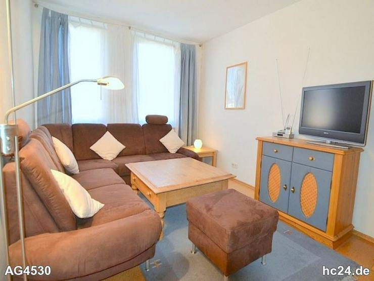 Bild 7: Gemütlich möblierte 3-Zimmer-Wohnung mit Balkon und Internet in Gibitzenhof