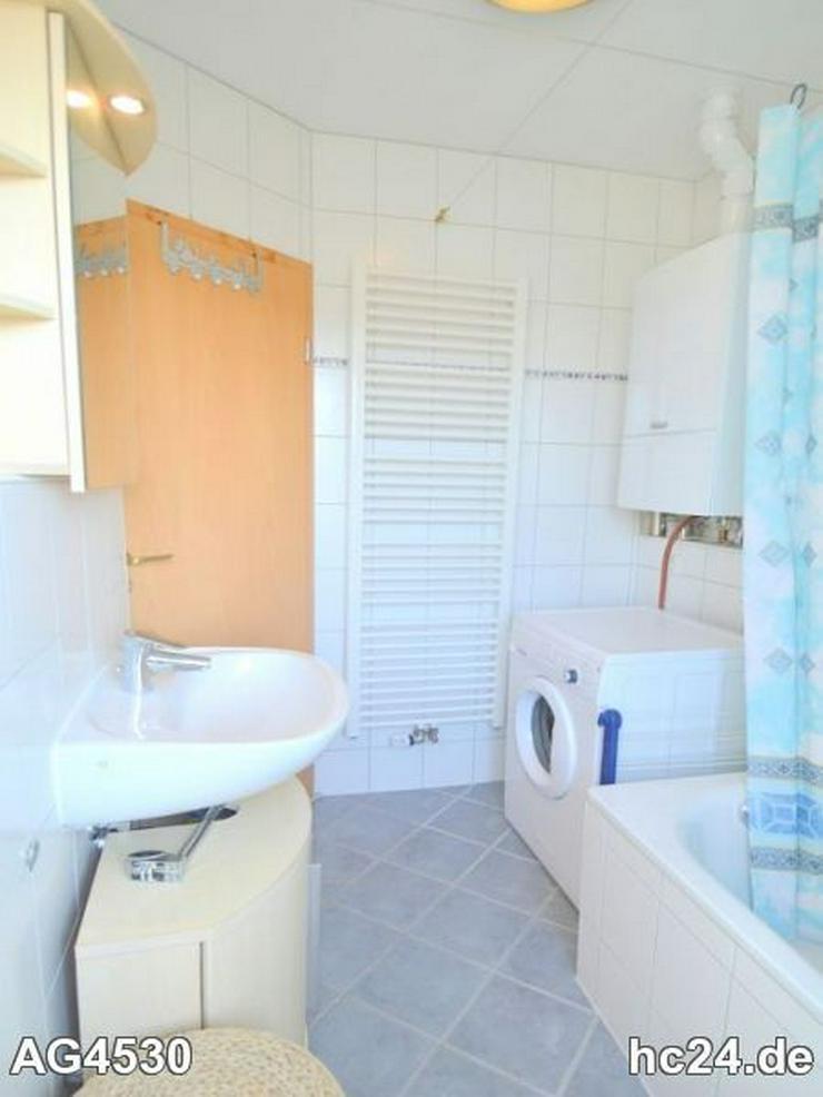 Bild 13: Gemütlich möblierte 3-Zimmer-Wohnung mit Balkon und Internet in Gibitzenhof