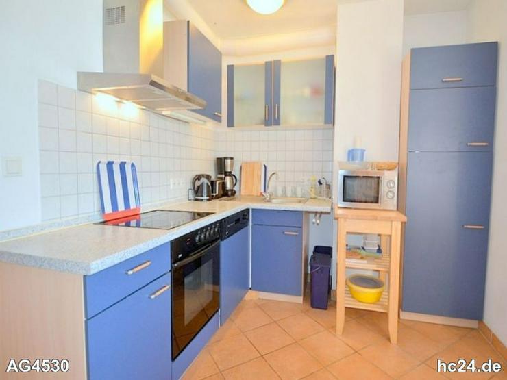 Bild 11: Gemütlich möblierte 3-Zimmer-Wohnung mit Balkon und Internet in Gibitzenhof