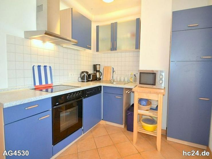 Bild 3: Gemütlich möblierte 3-Zimmer-Wohnung mit Balkon und Internet in Gibitzenhof