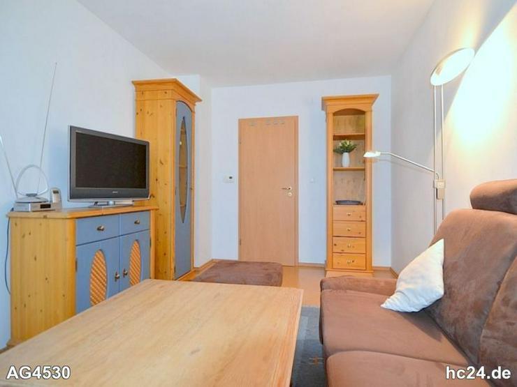 Bild 8: Gemütlich möblierte 3-Zimmer-Wohnung mit Balkon und Internet in Gibitzenhof