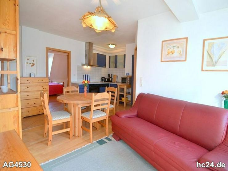 Bild 5: Gemütlich möblierte 3-Zimmer-Wohnung mit Balkon und Internet in Gibitzenhof