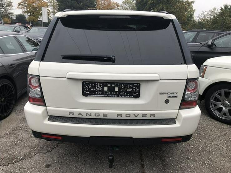 Bild 6: LAND ROVER Range Rover Sport V8TD HSE NAVI LEDER KAMERA GSD