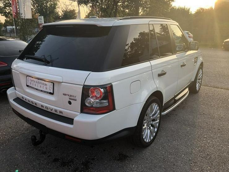 Bild 4: LAND ROVER Range Rover Sport V8TD HSE NAVI LEDER KAMERA GSD