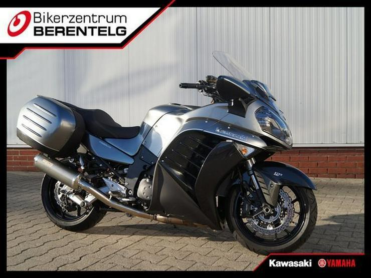 KAWASAKI GTR 1400 ABS ZGT40E Wenig KM Top Angebot