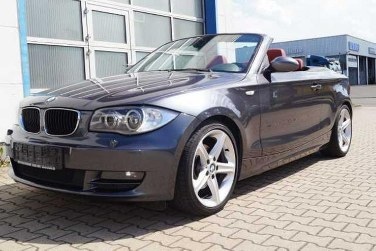 Bild 2: BMW 120d Cabrio 1.Hd, TOP Ausstattung, Garantie, netto 9910.-