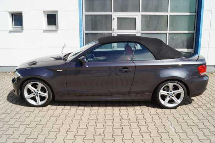 Bild 3: BMW 120d Cabrio 1.Hd, TOP Ausstattung, Garantie, netto 9910.-