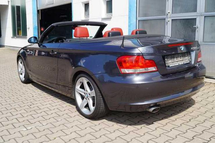 Bild 4: BMW 120d Cabrio 1.Hd, TOP Ausstattung, Garantie, netto 9910.-