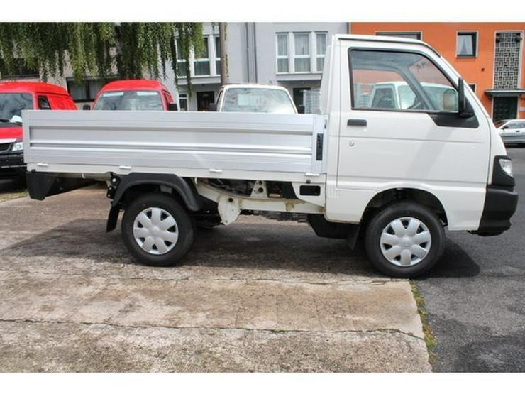 PIAGGIO Porter Daihatsu Pickup TopDeck EURO 6