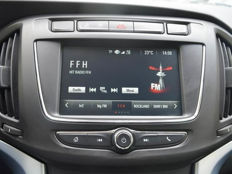 Bild 28: OPEL Zafira 1.4 T S&S Navi 4.0 IntelliLink/Cam Klimaauto. Alu17 Temp PDC OnStar NSW 7 Sitzer