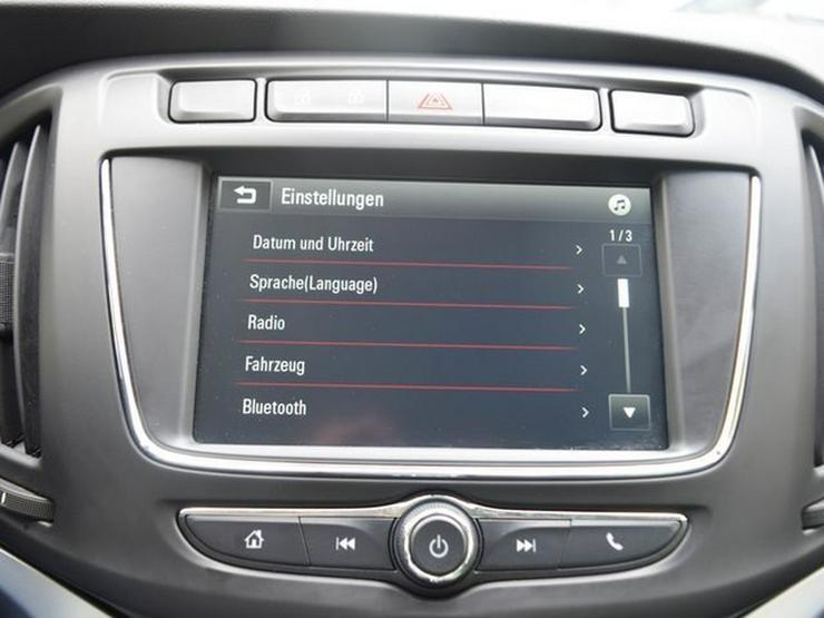 Bild 32: OPEL Zafira 1.4 T S&S Navi 4.0 IntelliLink/Cam Klimaauto. Alu17 Temp PDC OnStar NSW 7 Sitzer