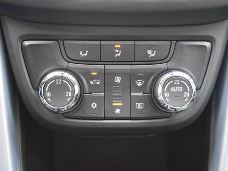 Bild 27: OPEL Zafira 1.4 T S&S Navi 4.0 IntelliLink/Cam Klimaauto. Alu17 Temp PDC OnStar NSW 7 Sitzer