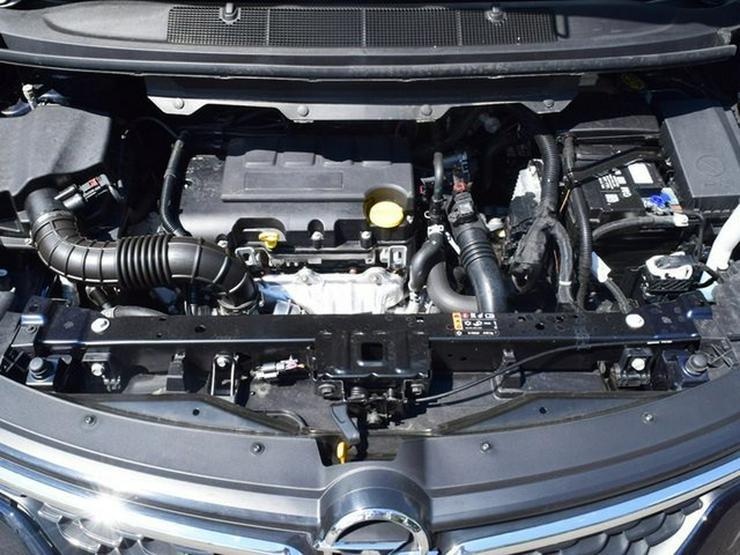 Bild 34: OPEL Zafira 1.4 T S&S Navi 4.0 IntelliLink/Cam Klimaauto. Alu17 Temp PDC OnStar NSW 7 Sitzer