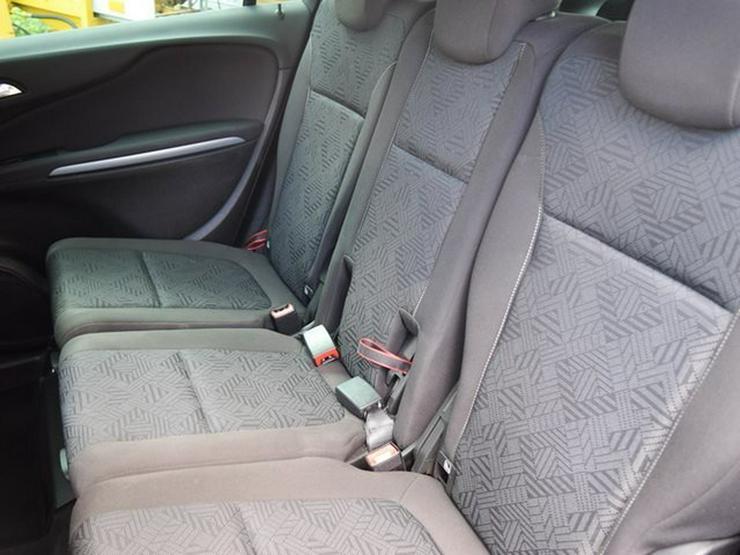 Bild 13: OPEL Zafira 1.4 T S&S Navi 4.0 IntelliLink/Cam Klimaauto. Alu17 Temp PDC OnStar NSW 7 Sitzer