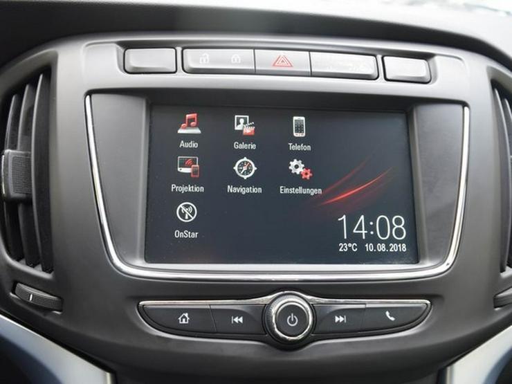 Bild 29: OPEL Zafira 1.4 T S&S Navi 4.0 IntelliLink/Cam Klimaauto. Alu17 Temp PDC OnStar NSW 7 Sitzer