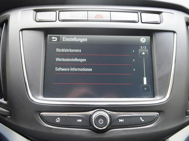 Bild 33: OPEL Zafira 1.4 T S&S Navi 4.0 IntelliLink/Cam Klimaauto. Alu17 Temp PDC OnStar NSW 7 Sitzer