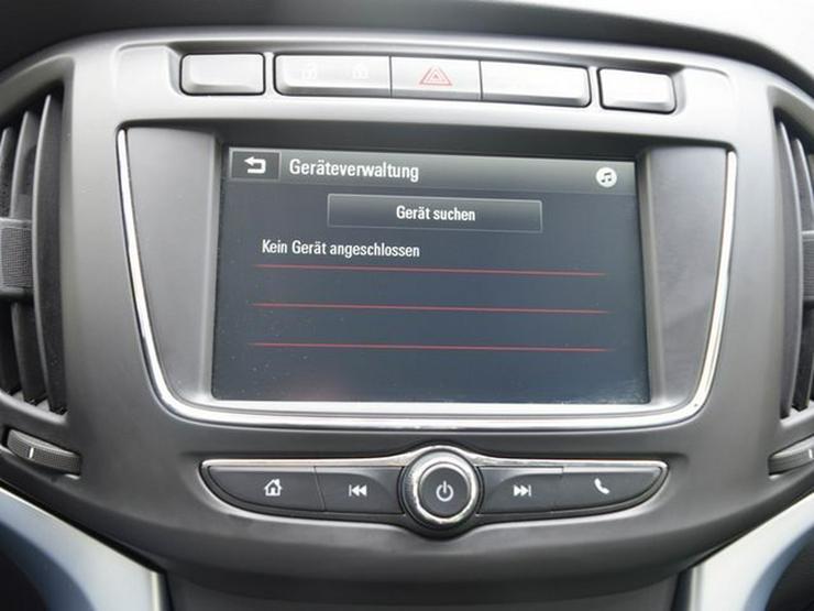 Bild 30: OPEL Zafira 1.4 T S&S Navi 4.0 IntelliLink/Cam Klimaauto. Alu17 Temp PDC OnStar NSW 7 Sitzer