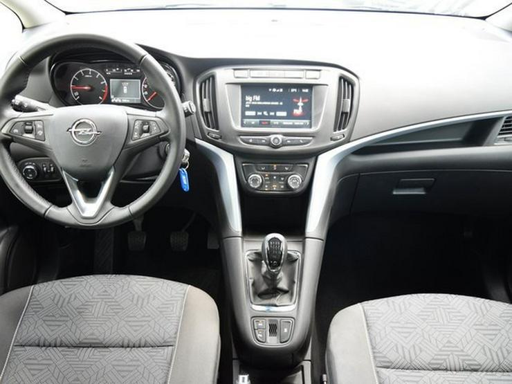 Bild 11: OPEL Zafira 1.4 T S&S Navi 4.0 IntelliLink/Cam Klimaauto. Alu17 Temp PDC OnStar NSW 7 Sitzer