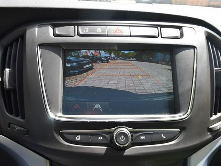 Bild 8: OPEL Zafira 1.4 T S&S Navi 4.0 IntelliLink/Cam Klimaauto. Alu17 Temp PDC OnStar NSW 7 Sitzer