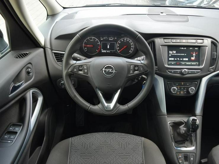 Bild 12: OPEL Zafira 1.4 T S&S Navi 4.0 IntelliLink/Cam Klimaauto. Alu17 Temp PDC OnStar NSW 7 Sitzer