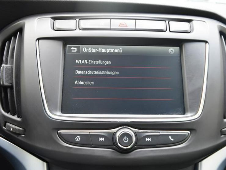 Bild 31: OPEL Zafira 1.4 T S&S Navi 4.0 IntelliLink/Cam Klimaauto. Alu17 Temp PDC OnStar NSW 7 Sitzer