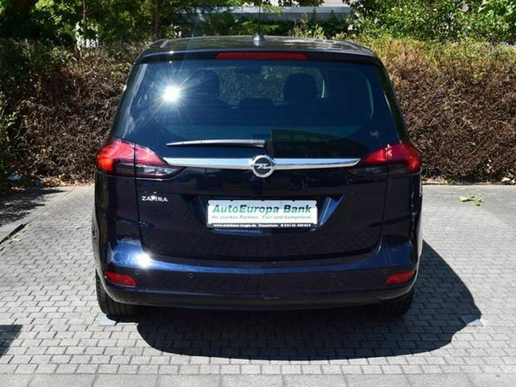 OPEL Zafira 1.4 T S&S Navi 4.0 IntelliLink/Cam Klimaauto. Alu17 Temp PDC OnStar NSW 7 Sitzer - Zafira - Bild 6