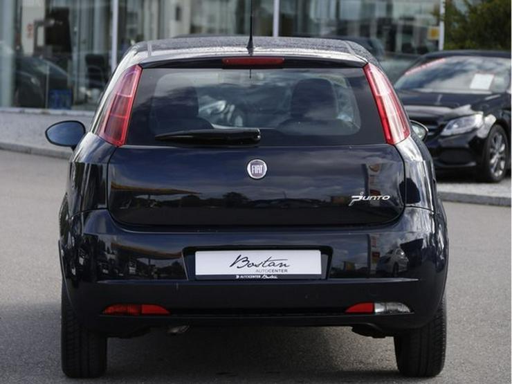 Bild 4: FIAT Grande Punto 1.4 3 TÜRIG-DEUTS. FZG-SCHECKHEFT