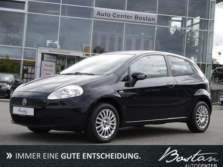 FIAT Grande Punto 1.4 3 TÜRIG-DEUTS. FZG-SCHECKHEFT