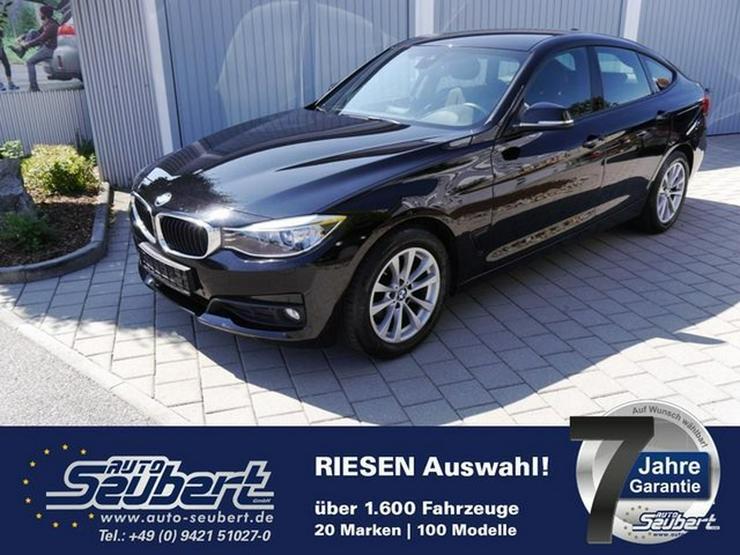 BMW 318d DPF Gran Turismo * COMFORT-PAKET * NAVI * XENON * RÜCKFAHRKAMERA * SITZHEIZUNG