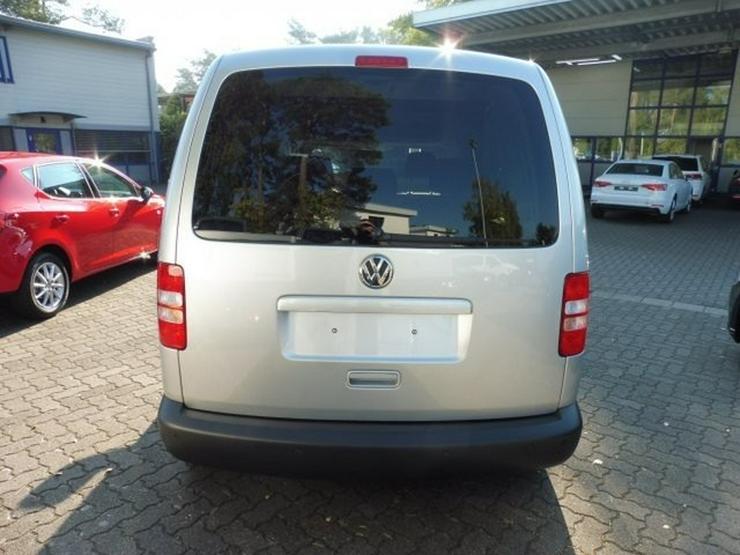 Bild 4: VW Caddy TREND 1.6 TDI BM/PDC/SHZ/NAVI/STHZ