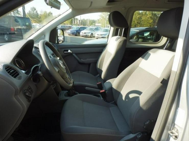 Bild 6: VW Caddy TREND 1.6 TDI BM/PDC/SHZ/NAVI/STHZ