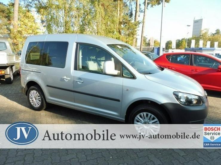 VW Caddy TREND 1.6 TDI BM/PDC/SHZ/NAVI/STHZ