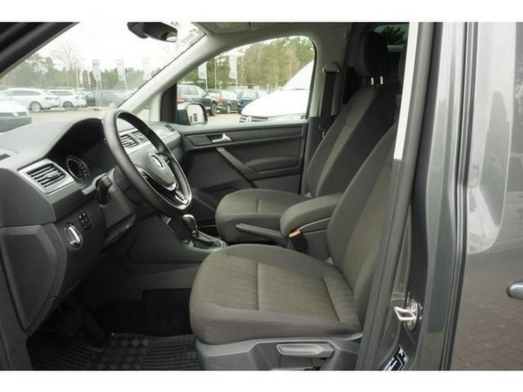 Bild 6: VW Caddy 2.0 TDI *4-MOTION*DSG* KAM/NAV/XEN/ALU