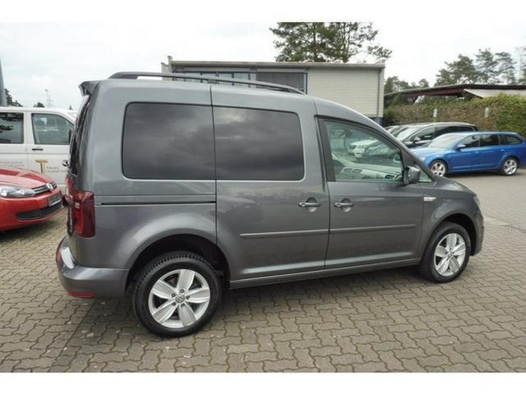 Bild 5: VW Caddy 2.0 TDI *4-MOTION*DSG* KAM/NAV/XEN/ALU