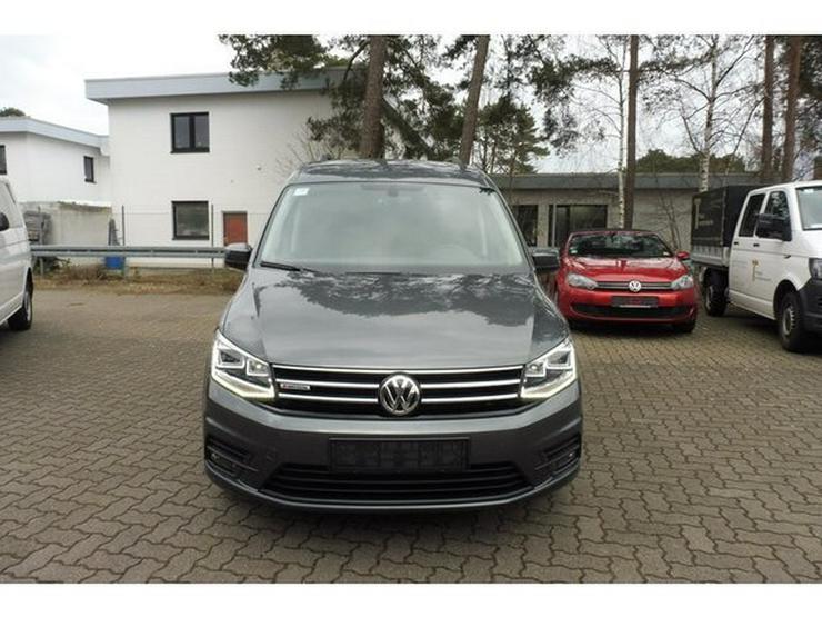 Bild 2: VW Caddy 2.0 TDI *4-MOTION*DSG* KAM/NAV/XEN/ALU