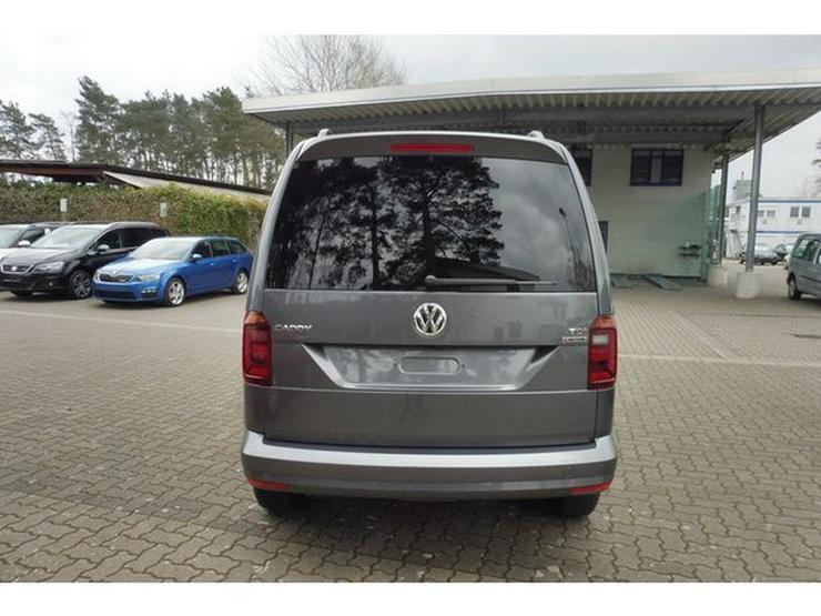 Bild 4: VW Caddy 2.0 TDI *4-MOTION*DSG* KAM/NAV/XEN/ALU
