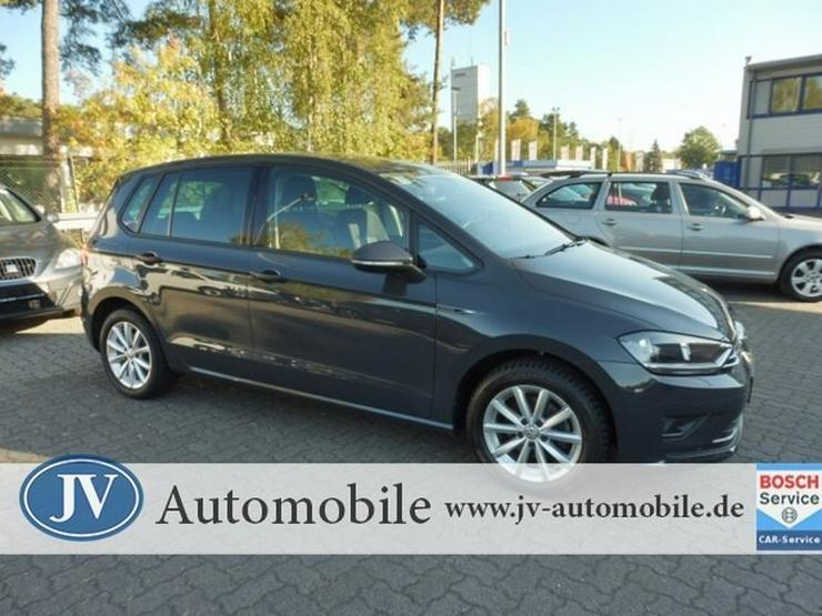 VW Golf Sportsvan LOUNGE 1.4 TSI/PANO/ACC/KAM/NAVI