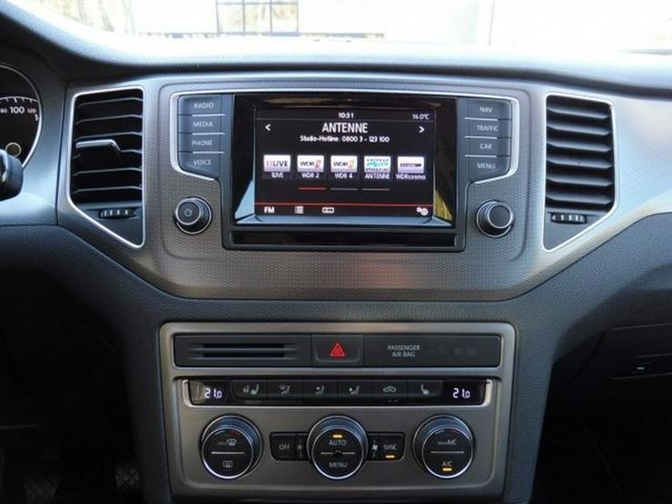 Bild 10: VW Golf Sportsvan LOUNGE 1.4 TSI/PANO/ACC/KAM/NAVI