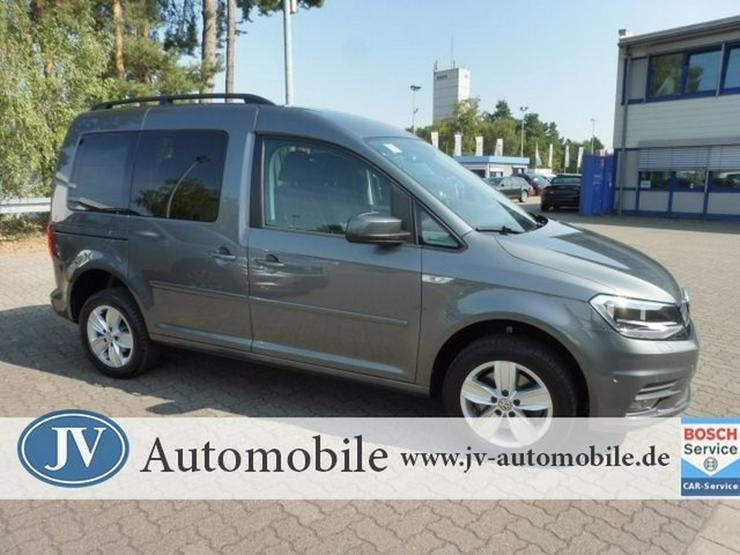 VW Caddy COMFORTLINE 2.0 TDI *4-MOT* KAM/NAVI/ACC - Caddy - Bild 1