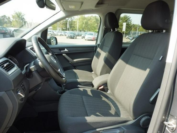 Bild 6: VW Caddy COMFORTLINE 2.0 TDI *4-MOT* KAM/NAVI/ACC